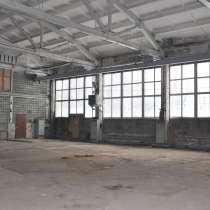Сдается отапливаемое пром.-складское помещение 300 м2, в г.Химки