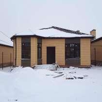 Новый кирпичный дом 95 кв. м. в Суворовском, в Ростове-на-Дону