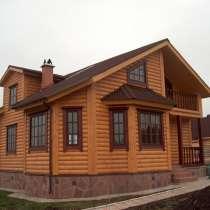 Строительство домов и бань, в Иркутске