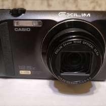 Цифровой фотоаппарат Casio Exilim EX-ZR200, в Дмитрове