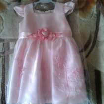 Нарядное платье. Размер 86-92 см, на 1-2 года, в Таганроге