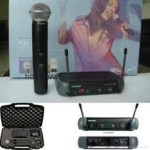 Микрофон SHURE PGX24/BETA58 .не рынок, в Москве