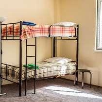 Кровати односпальные, двухъярусные для хостелов и гостиниц, в Ставрополе