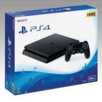Sony PlayStation 4 PS4 Pro, игровая приставка, черный, 1 ТБ, в Москве