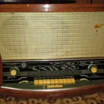 Радиоприемник (Фестиваль) 1962 года выпуска, в г.Коломна
