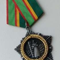 100 лет Пограничным войскам, в Пензе