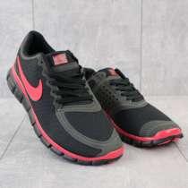 Кроссовки A 5.0 Nike весна-осень, мужские, черно-красные, в г.Одесса