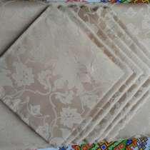Скатерть Кремовая, ткань Мати, в Иванове