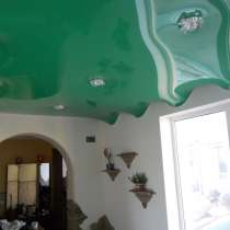 Фигурные натяжные потолки в Симферополе, в Симферополе