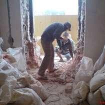 Демонтаж ветхих строений, в Самаре