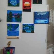 Картины, в г.Афины