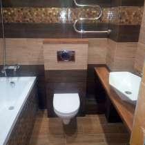Частный Мастер по ремонт ванной под ключ в Коломне, в Коломне