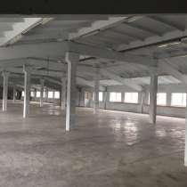 Аренда производственного помещения, в Калининграде