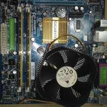 Gigabyte GA-G31M-ES2C rev 1.1, в г.Зеленоград