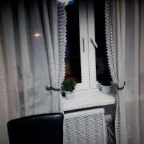 Комплект штор с ламбрекеном, б/у, в хорошем состоянии, в г.Челябинск