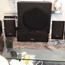 Колонки, пассивная акустическая система Sony SS-CT101/SS-TS1, в Сочи