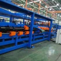 Автоматическая линия по производству сэндвич-панелей, в г.Шигадзе