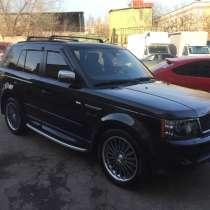 Land Rover Range Rover Sport 3.0AT, 2013, внедорожник, в Москве