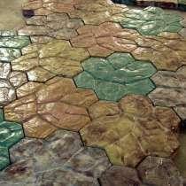 Тротуарная плитка из искусственного камня, в Ангарске