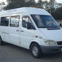 Автобус Mersedes Sprinter 316, категория Д, 17 мест, в Ставрополе