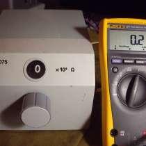 Р4075 Магазин сопротивления. Класс точности 0,02, в Челябинске