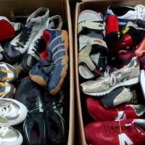 Секонд хенд оптом. Обувь сток + крем из Италии, в г.Славянск