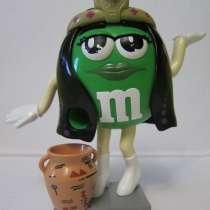 """Игрушка-диспенсер M&M's """"Green Cleopatra"""", в Калининграде"""