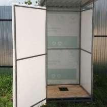 Туалет дачный с бесплатной доставкой, в Рязани