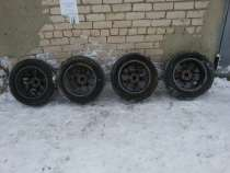 Предлагаю приобрести четыре колеса с дисками от Пежо 407, в Челябинске