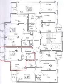 Квартира от дольщика в ЖК Европейский, в Ростове-на-Дону