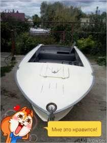 Лодка Прогресс-4 (без мотора), в Энгельсе