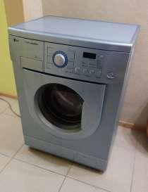 Продам стиральную машину LG, загрузка 5кг, Корея, рабочая, в Челябинске