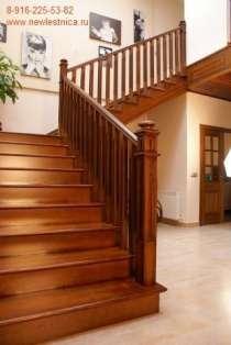 Красивые лестницы для дома, коттеджа Новая Лестница, в Орехово-Зуево