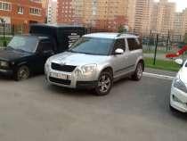 Шкода Йети, в Челябинске