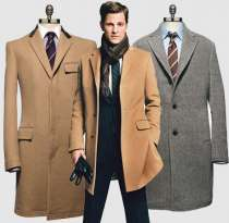 Пошив м./ж пальто, костюмов класса люкс, в Краснодаре