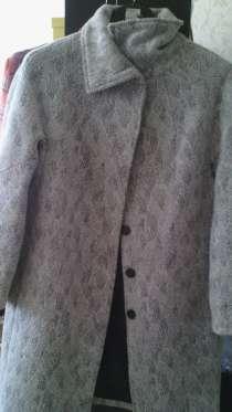 Продаётся: пальто жен, шапка норка, джинсы муж новые 52 ра, в Москве