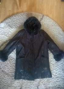 Новая куртка с подстежкой из меха кролика, в Щелково