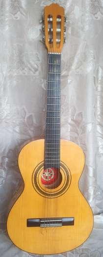 Гитара классическая Кремона, размер 3/4, в Краснодаре