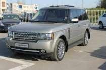 внедорожник Land Rover Range Rover, в Рязани