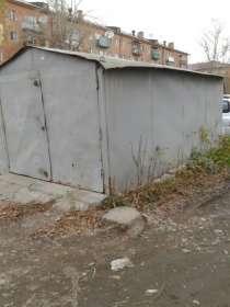 Продаётся железный гараж переностной, в г.Усть-Каменогорск