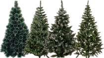 Искусственные елки оптом и в розницу + бесплатная доставка, в Краснодаре