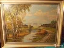 Картина на холсте, природа, в Калининграде