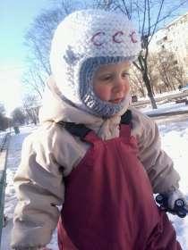 Шапка шлем детская, в г.Киев