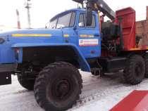 Лесовоз Урал 2006 г.в.капремонт 2016 г. с кму Омтл-70.02, в Миассе