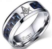 Масонское мужское кольцо (кольцо масона), в Перми