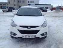 автомобиль Hyundai ix35, в Белгороде
