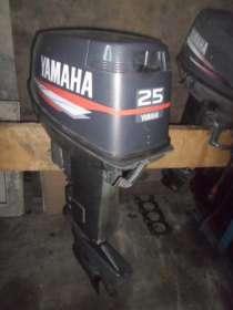 лодочный мотор YAMAHA 25 , 6L2, из Японии., в Владивостоке