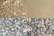 Щебень, песок, ПГС оптом с доставкой, в Астрахани