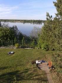 Дом на берегу реки Камы, самая первая линия, в Перми