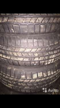 Continental cross contact 235/55/R19 - 7 комплектов, в Москве